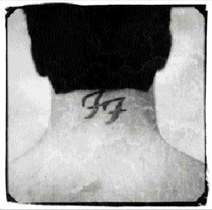 celebrity tattoos foo fighters dave grohl neck. Black Bedroom Furniture Sets. Home Design Ideas