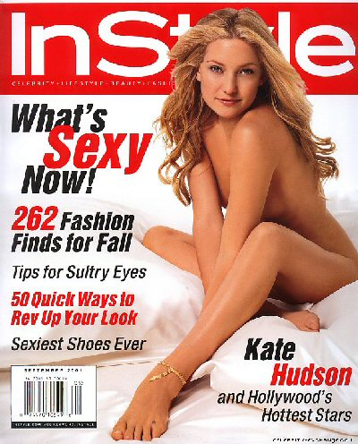 Celebrity Tattoos Kate Hudson Star On Foot