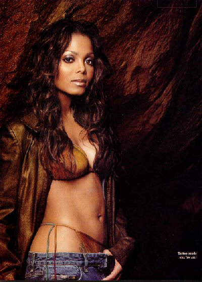Janet Jackson tattoos