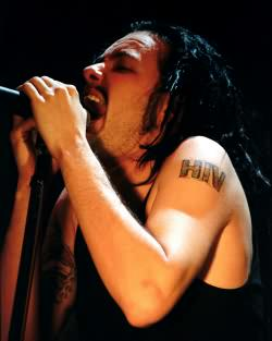 why does johnathon davis of korn have an hiv tattoo yahoo answers. Black Bedroom Furniture Sets. Home Design Ideas