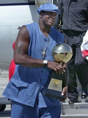 Celebrity tattoos shaquille o 39 neal right arm for Shaquille o neal tattoos