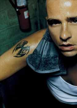 celebrity tattoos eros ramazzotti right arm. Black Bedroom Furniture Sets. Home Design Ideas