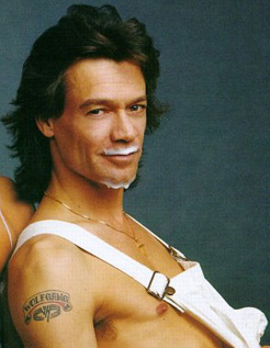 Celebrity tattoos eddie van halen right arm for Tattoo van halen