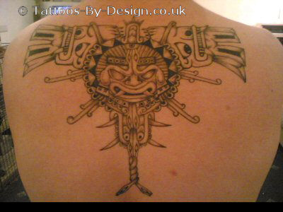 Tattoos Pictures With Best Aztec Tattoo Designs Arts Gallery Image 2