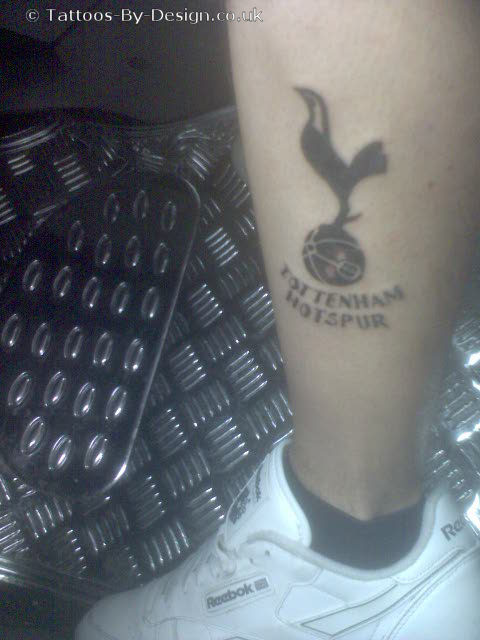 spurs badge tattoo. Black Bedroom Furniture Sets. Home Design Ideas