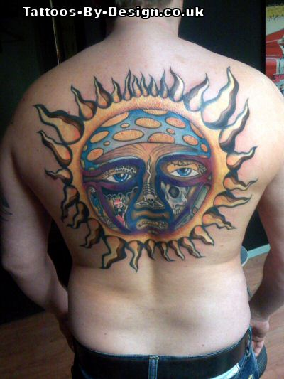 sublime sun tattoo. Black Bedroom Furniture Sets. Home Design Ideas