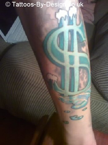 Tattoo Designs Money