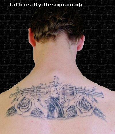 Tattoo Designs Guns