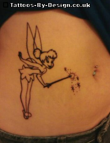 Tattoo Designs Tinkerbell
