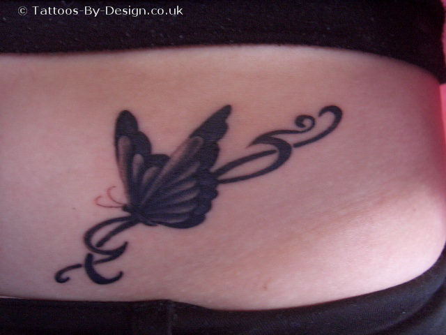 tattoo patterns tribal butterfly butterfly tribal